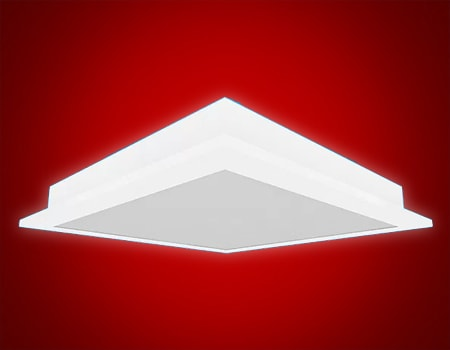 LED RECESS BACKLITE PANEL