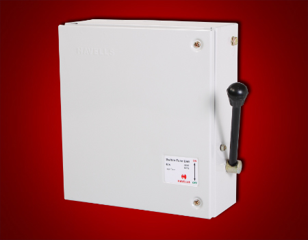 16A - 63A With Rewireable Porcelain Fuse Units IHSRSE2016