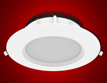 LED rounded light