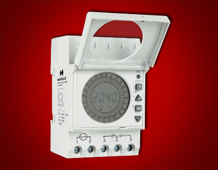 Digital Programmable Time Switch