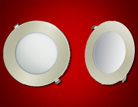 LED DISK DOWN LIGHT 6 - 15 WATT