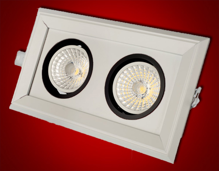LED DOWN LIGHT - 22 WATT